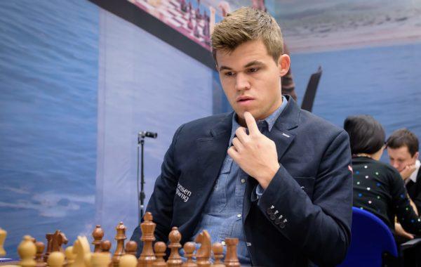 Magnus Carlsen / Virtuose des finales 2