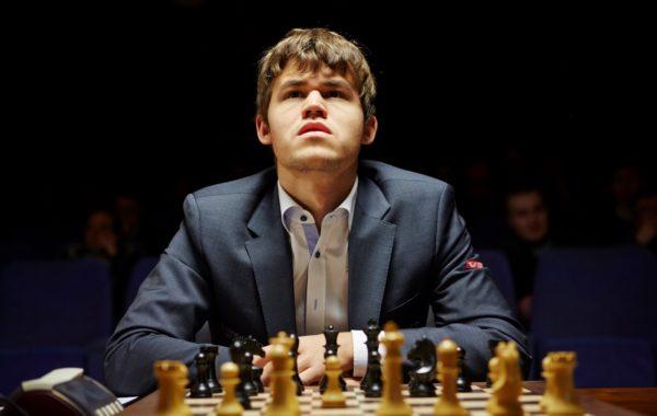 Magnus Carlsen / Virtuose des finales 1